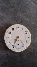 VINTAGE SWISS HUNTING POCKETWATCH MOVEMENT