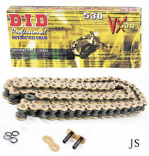 Honda VFR750 FL-FW RC36 1990-98 DID VX Gold Heavy Duty X-Ring Chain