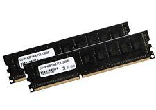 2x 4GB 8GB ECC Unbuffered RAM Arbeitsspeicher DDR3 1600 Mhz UDIMM PC3-12800E
