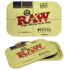 RAW Rolling Papers Magnetic Tray Cover (Fits 11x7 size) (TRAY IS NOT INCLUDED)