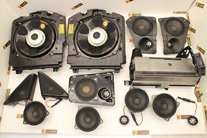 BMW X3 E70LCI E71LCI F01 F07 F25 Amplifier with Top Hifi System 9229993 (IT1)