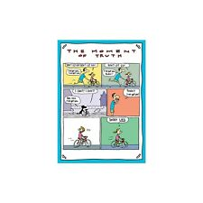 The Moment of Truth All Occasions Greeting Card & Envelope by Tree Free