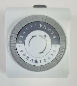 Big Button 24 Hour Indoor Timer Defiant 458205 15A/125V 1250W