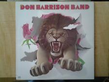disque vinyle lp The Don Harrison Band