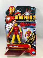Marvel Iron Man 2 Comic Series Iron Man Action Figure