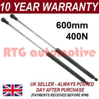 2X UNIVERSAL GAS STRUTS SPRINGS MULTI FIT FOR KIT CAR CONVERSION 600MM 60CM 400N