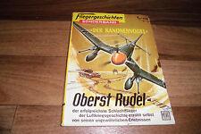 FLIEGERGESCHICHTEN Sonderband # 13 -- OBERST RUDEL // erfolgreichster Schlachtf.