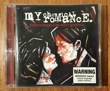MY CHEMICAL ROMANCE - Three Cheers For Sweet Revenge CD 2004 Pop-Punk Emo