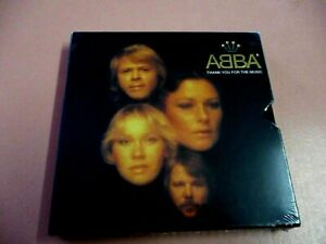 ABBA - THANK YOU FOR THE MUSIC - 4 x CD - NEW / SEALED - 66 TRACKS - IMPORT