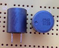 470uH 470mA 0.772Ω Ferrite Leaded Inductor Open Core ±10/% Tol Toko 494HYF-0136K