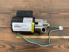 Glastender 01000415 Motor Amp Pump Assy Water Recirculating Brand New Genuine Oem
