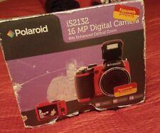 Polaroid iS2132 16.0MP Digital Camera - Black (IS2132-BLACK)