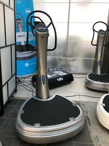 Heimfitness Aktion bis 15.10.2021 Power Vibrationstrainer next Plate