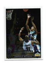 2003-04 Topps Chrome CARMELO ANTHONY #113 Rookie card