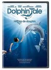 BRAND NEW DVD// Dolphin Tale // Ashley Judd, Morgan Freeman/TRUE STORY OF WINTER