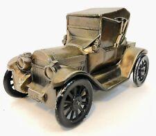 VTG Metal Coin Bank 1915 Coupe - Metal Car