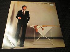 1983 Eric Clapton - Money And Cigarettes LP 1st EX/VG Duck Records 1-23773