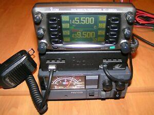 IC-2800H VHF-/UHF-FM-Mobiltransceiver mit Zubehör