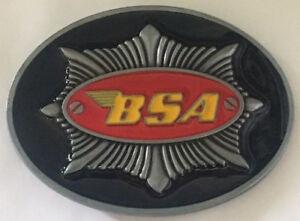 BSA Star  belt buckle    C010303
