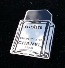 RARE PIN BADGE ' CHANEL EGOISTE '