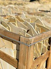 0,8-1,2cm Polygonalplatten 10 m² Naturstein Terrassenplatten Fliesen Bad Pool