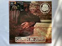 Death In June - Again And Again! ... vinyl double LP album ... (New & Sealed)