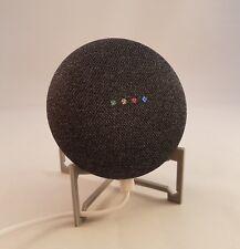 Desk Stand Holder For Google Home Mini In Grey