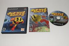 Pac-Man World 2 Sony Playstation 2 PS2 Video Game Complete