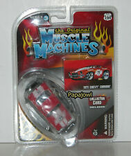 Muscle Machines Series 3 1971 Chevrolet Camaro 71 Hot Rod Chevy 1:64  H