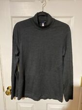 Ibex Womens Pullover Sweater 100% Merino Wool Size: L