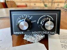 Shortwave Antenna Tuner - Grove Enerprises TUN-3 Minituner