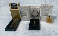 Lot of Vintage 1982/1983 Guerlain Jardins de Bagatelle Samples - Rare