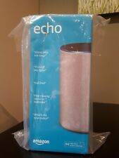 Amazon Echo (2nd Generation) Smart Assistant - Sandstone Fabric