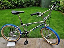 *1993* MONGOOSE MENACE Looptail 100% Chrome Old School BMX GT Retro Haro Skyway
