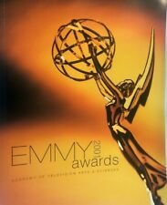 53RD Annual EMMY AWARDS Official 180 pgs Program Book 2001