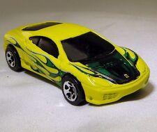 Hot Wheels Ferrari 360 Modena 1999 Malaysia Diecast Car - Free Shipping USA