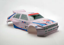 1/8 Lancia Rally Game RC Car body shell Ofna GT Serpent Traxxas Slash Rally 0109