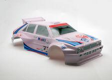 1/8 Lancia Rally Game RC Car body shell Ofna GT Serpent Traxxas Slash Rally 0109