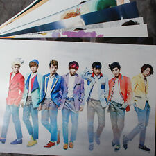 K-POP UKISS 12 Posters U-KISS Collection Bromide (12PCS)  !!!