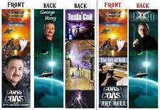 GEORGE NOORY Bookmark COAST TO COAST AM Radio HOST Art Bell Book Mark