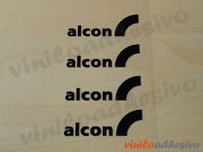 PEGATINA STICKER VINILO COCHE Alcon pinzas frenos autocollant aufkleber