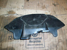 2001 KAWASAKI NINJA ZX6R ZX-6R TOP COVER UNDER BRACKET  OEM