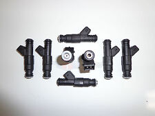 8 Flowmatched TRE 80LB EV1 Fuel Injectors Fit Bosch Siemens Deka IV 850cc E85