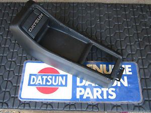 Datsun 9.72- 8.78 620 Automatic Transmission OEM Center Console