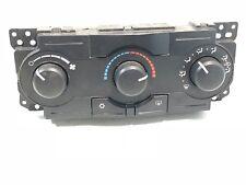 2006 - 2008 Dodge Charger Magnum A/C Heater Climate Control Unit P55111870AJ A