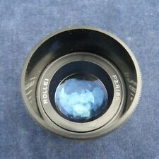 ROLLEI PROJECTOR LENS GERMAN MADE FROM P35E f/2.8, 85mm EXCELLENT CONDITION