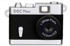 NEW Kenko Miniature Toy Digital Camera DSC Pieni 13.1MP Black DSC-PIENI-BK