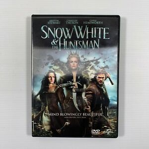 Snow White and The Huntsman (DVD 2012) Charlize Theron Region 2,4,5