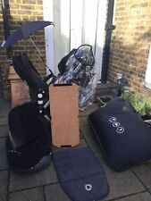 REDUCED PRICE -Bugaboo Cameleon (1st Generation) With Travel Bag & Extras.