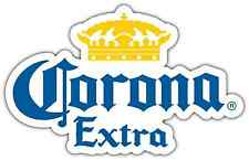 "Corona Extra Brewery Beer Alcohol Car Bumper Window Locker Sticker Decal 5""X3"""